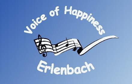 Gemeinsame Probe mit Voice of Happiness Erlenbach